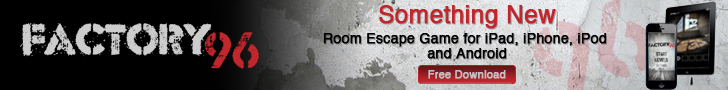 Factory96 - Room Escape Game For iOS and Android